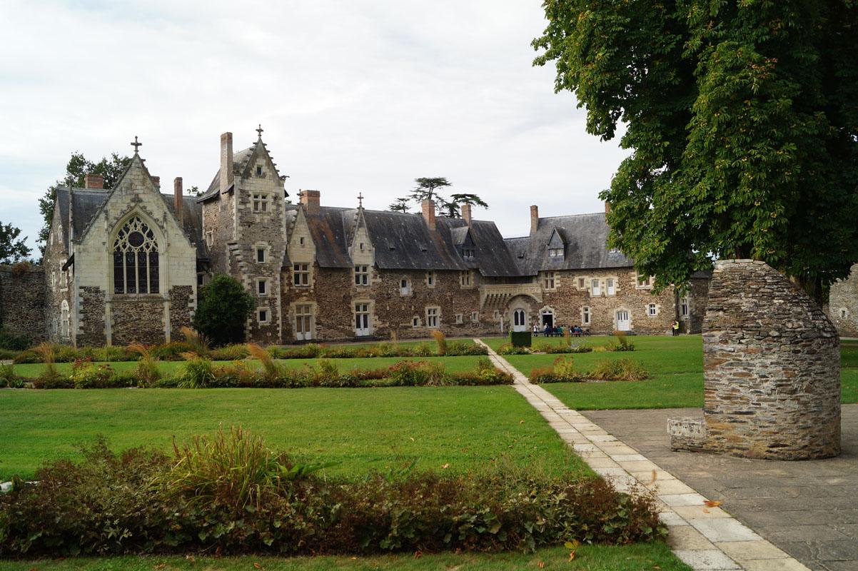 chateau du plessis-mace – logis (c) herve raccat